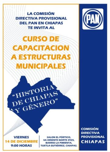 curso estructuras municipales